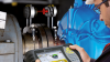 Laser shaft alignment with ROTALIGN Ultra iS by PRUFTECHNIK